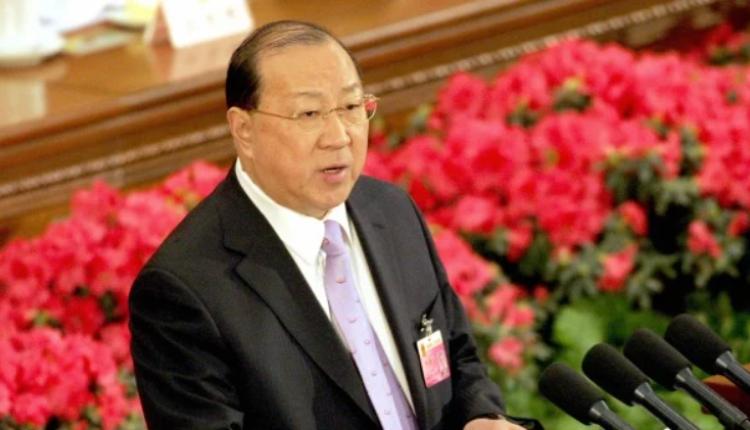 中国前财政部部长金人庆去世