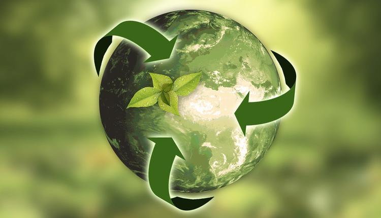 绿色地球,环保