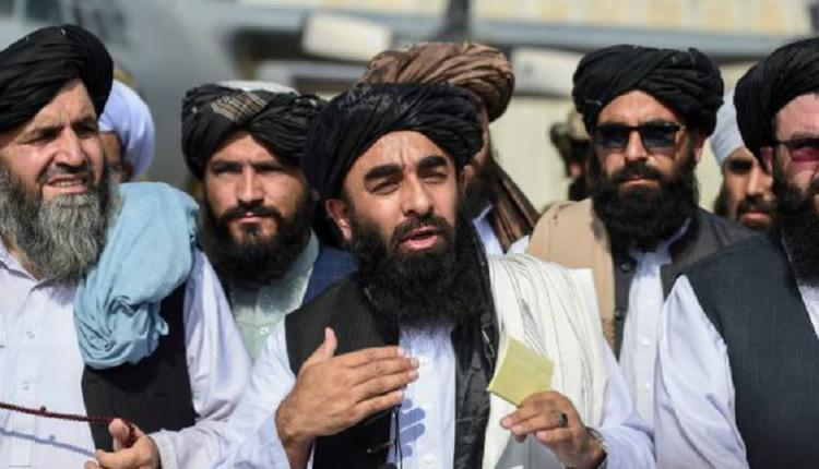 塔利班发言人,Zabihullah Mujahid