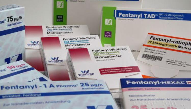 芬太尼类药品