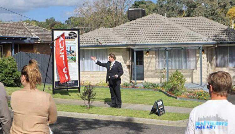 拍卖,春季销售,房屋拍卖,auction