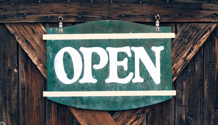 开放 企业开门 疫情营业