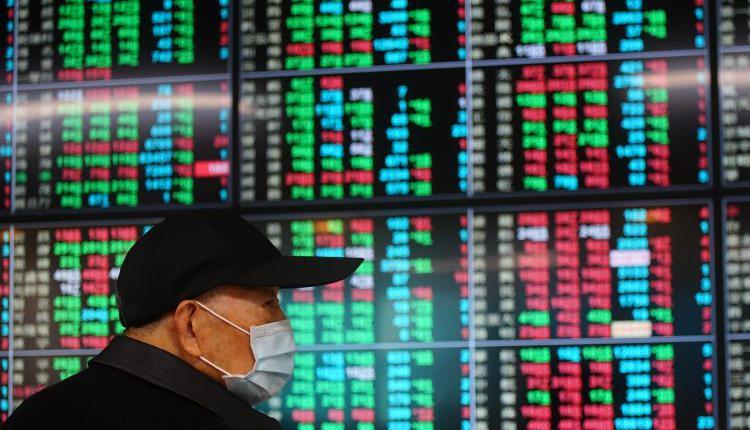 中国股市,股市涨跌