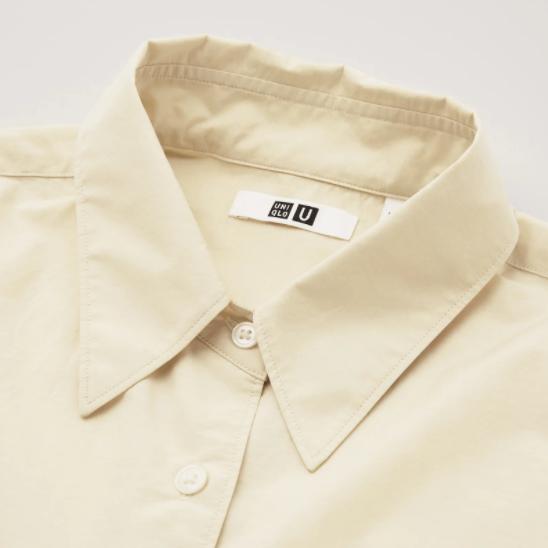 U系列长袖衬衫