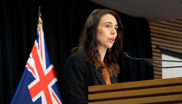 新西兰总理阿德恩