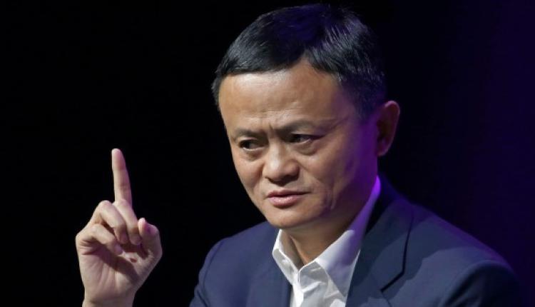 中国的超级富豪马云