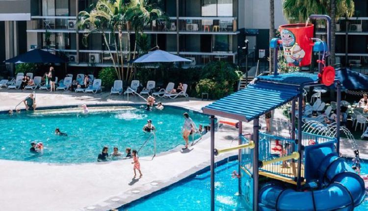 黄金海岸天堂度假村,Paradise Resort Gold Coast
