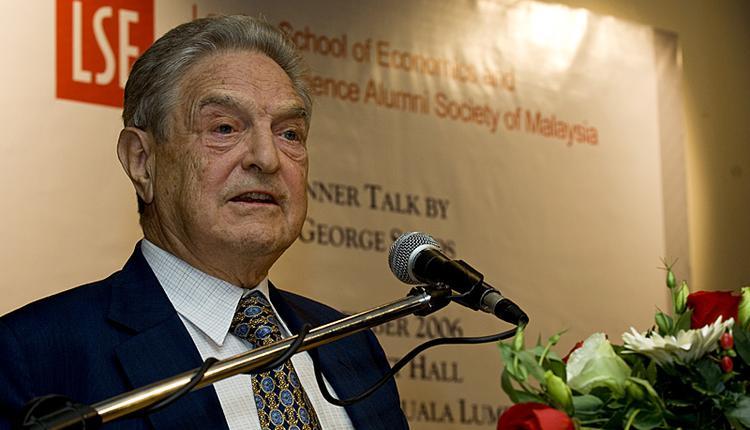 亿万富翁索罗斯,George Soros
