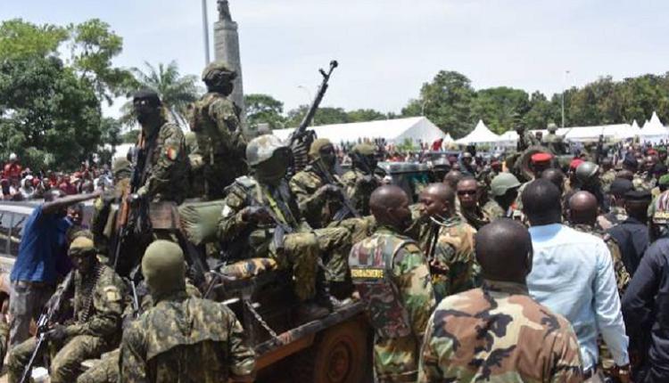 几内亚,政变,