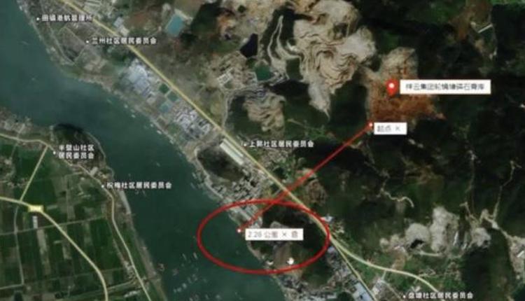 中国长江,水污染