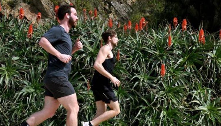 澳洲疫情,COVID-19,解封,锻炼,跑步