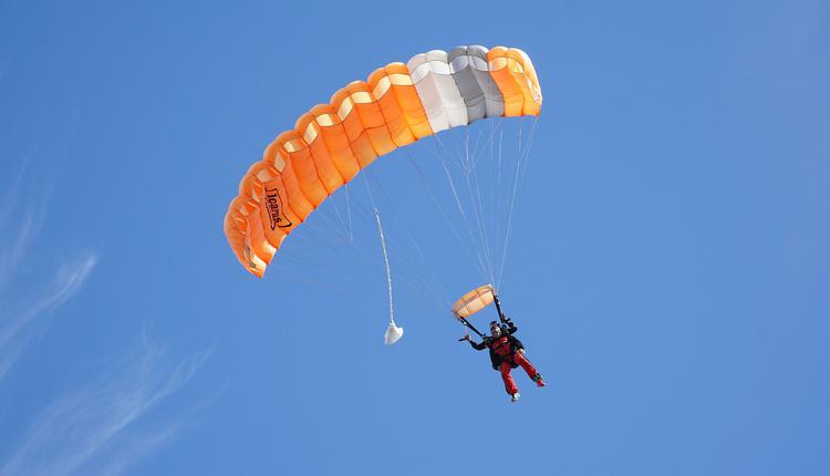 跳伞,降落伞