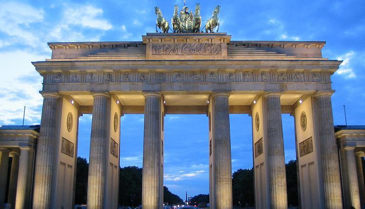 勃兰登堡门,Brandenburg Gate