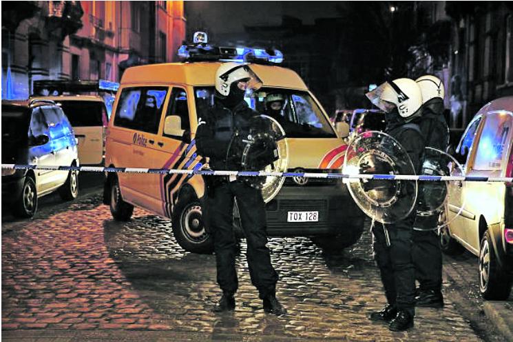 阿卜德斯拉姆 法国恐怖袭击