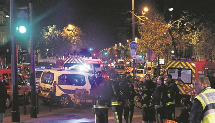 法国恐怖袭击