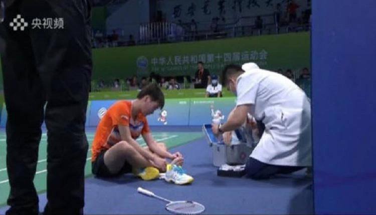 真的能保护运动员吗?东奥冠军被李宁鞋割伤