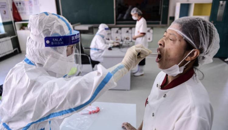 中国疫情,核酸检测