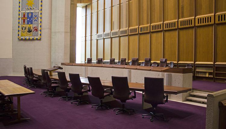 堪培拉的法庭