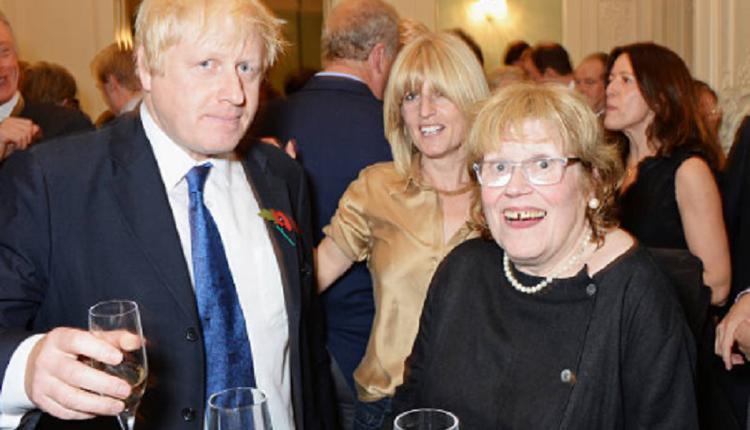 英国首相约翰逊,Charlotte Johnson Wahl
