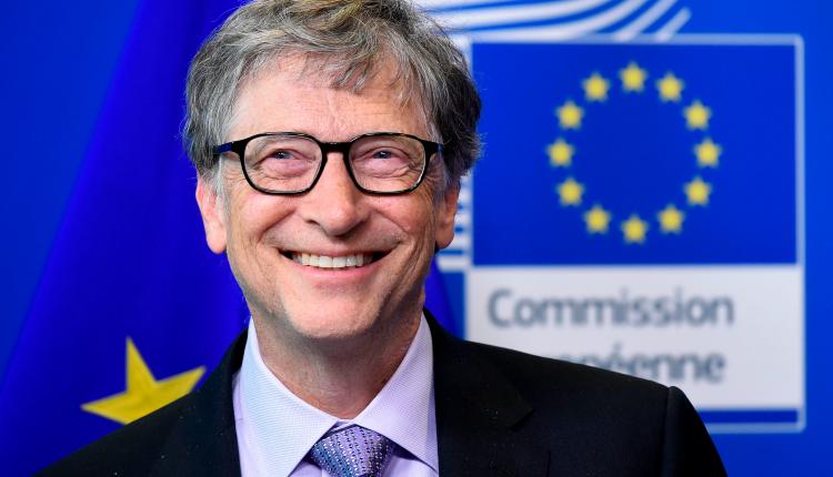 比尔·盖茨,微软,富豪