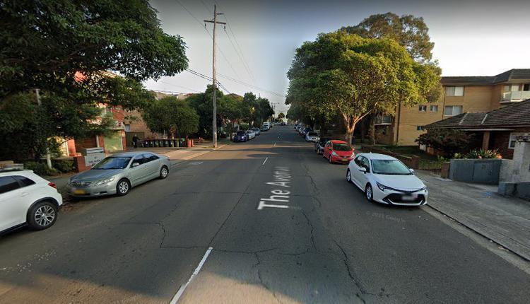 The Avenue in Hurstville