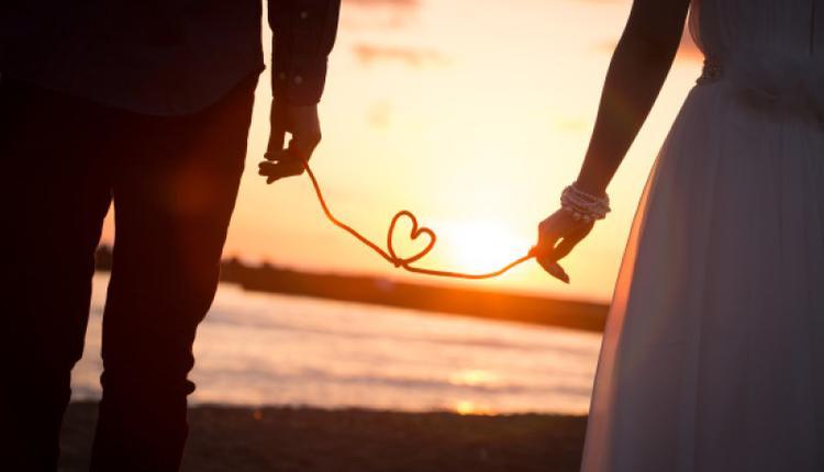 结婚示意图