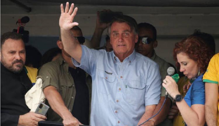 巴西总统波索纳洛,Jair Bolsonaro