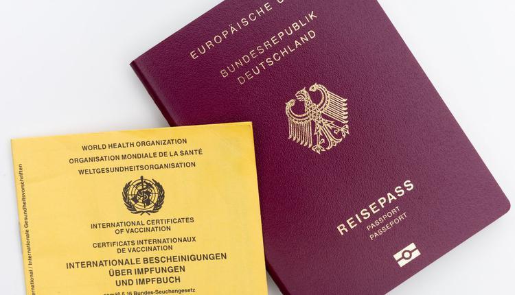 疫苗证书,疫苗护照