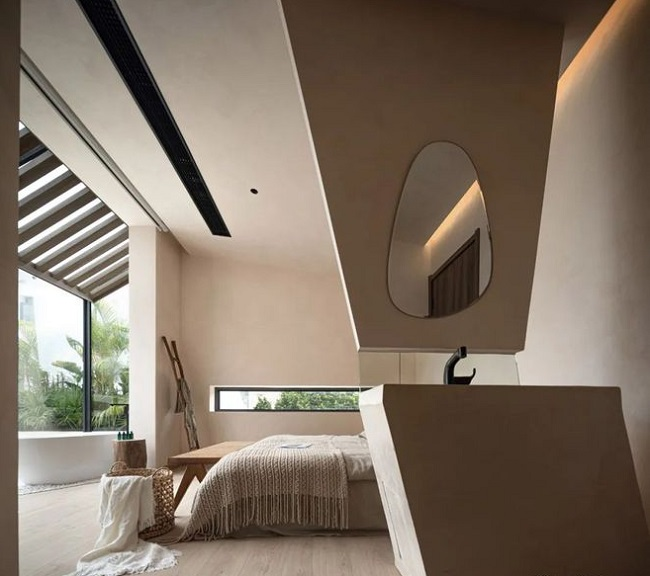 二层的客房