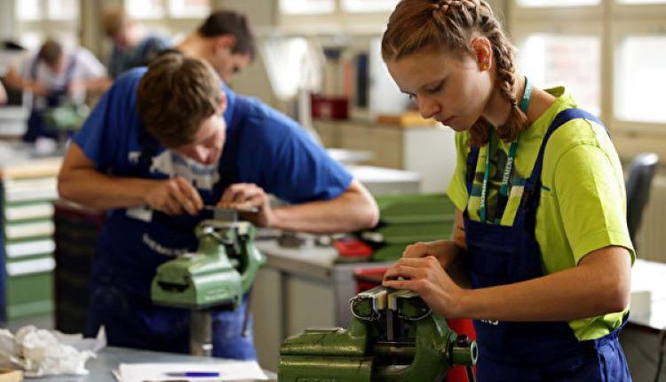 学徒,学生,机械,打工,就业