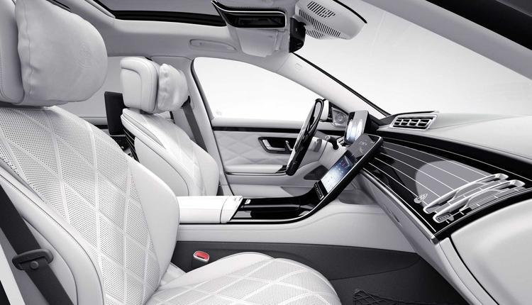 Maybach S-Class Edition 100