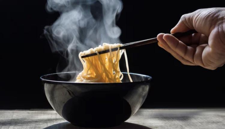 面,热汤面