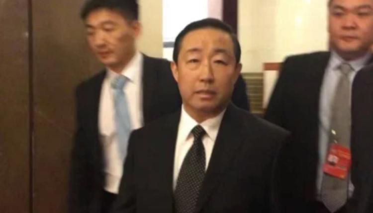 中共司法部前部长傅政华落马