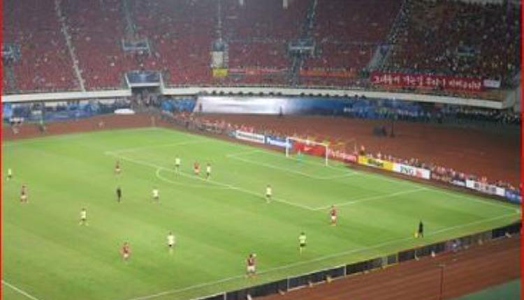 10年前广州恒大足球参赛盛况