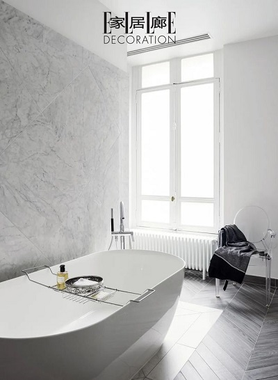 浴室的布置