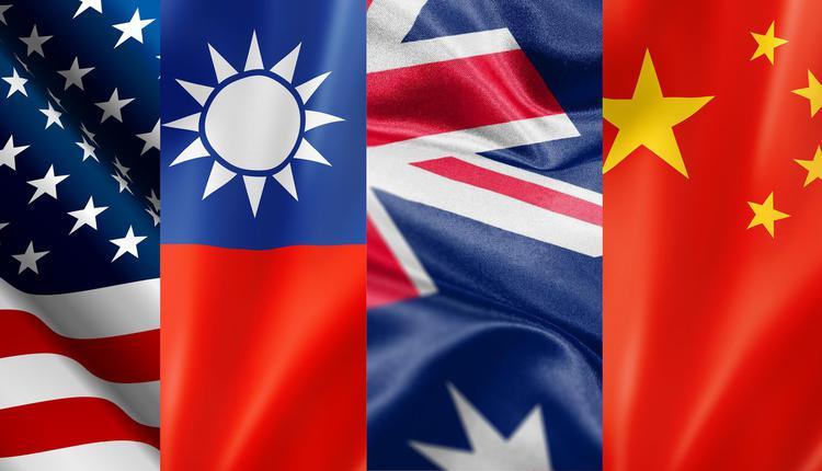 台湾 澳洲 中国 美国 台海局势 澳中关系 澳中开战 武统台湾