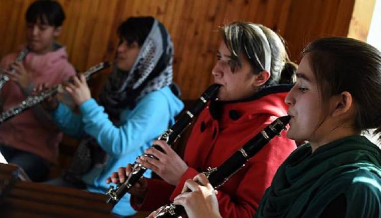 阿富汗国立音乐学院,音乐学生