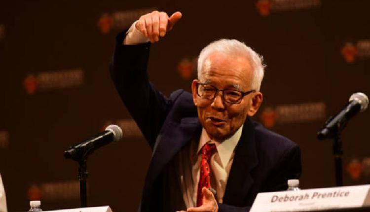 Syukuro Manabe,诺贝尔奖,