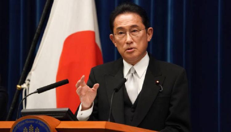 日本首相,岸田文雄