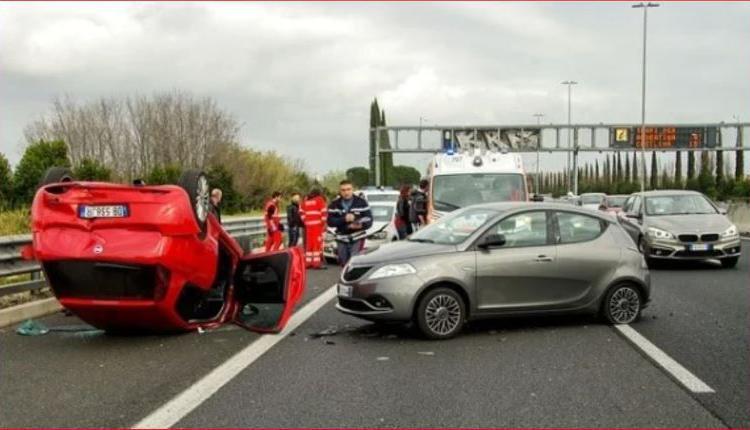 车祸示意图(非本文图片)