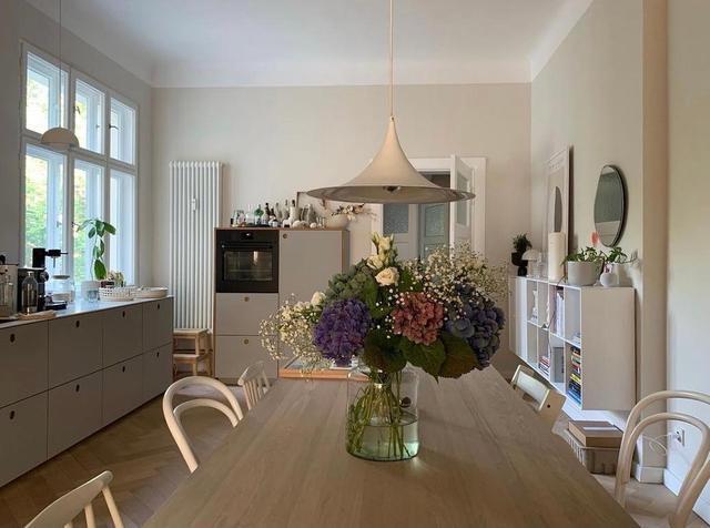 瓶花装饰空间