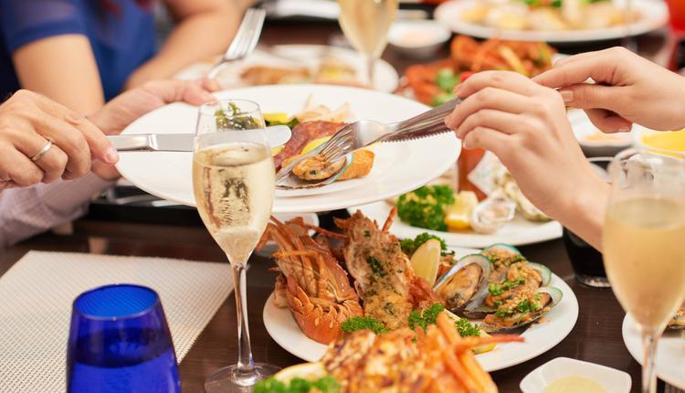 餐馆 海鲜