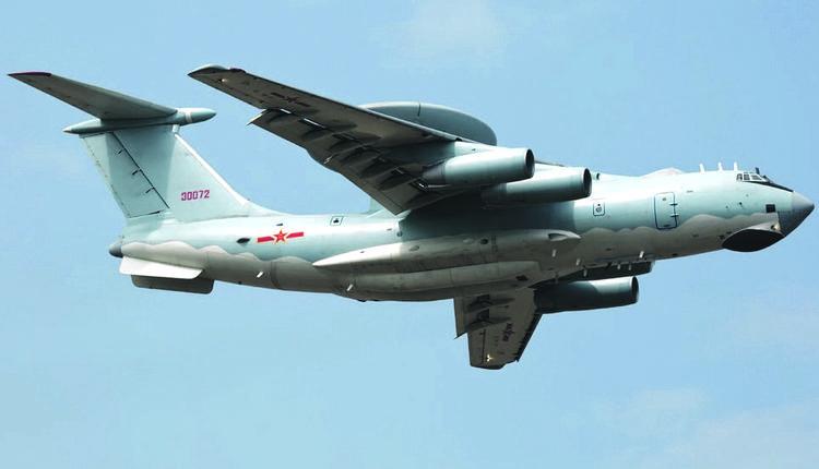 中国空军空警500预警机