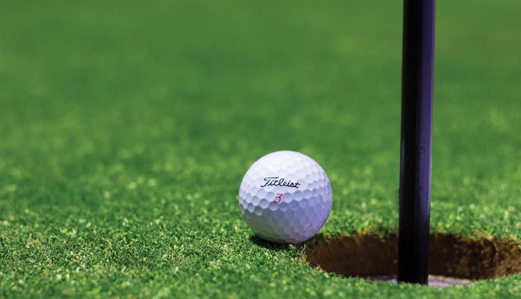 高尔夫球示意图(图片来源:Piqsels)