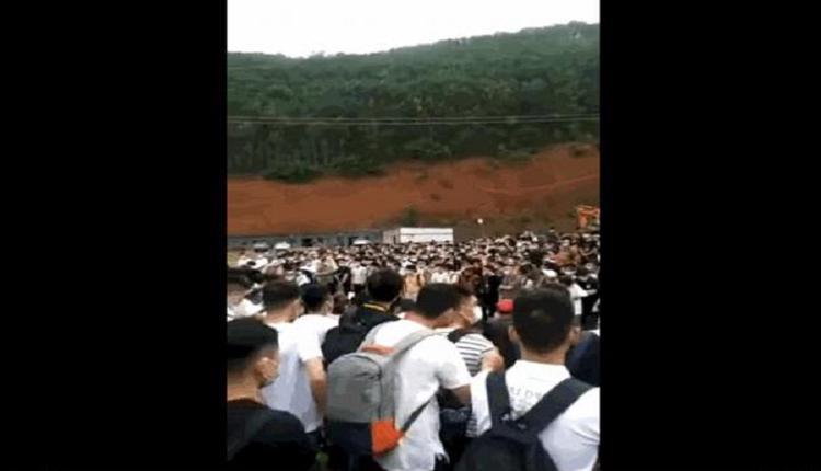 为逼诈骗犯回国 中国当局拆除其家人及亲属的房子