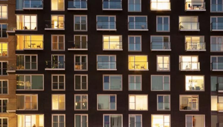 公寓,高楼