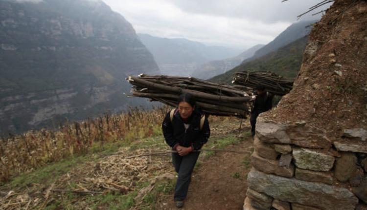 中国农民娶妻难