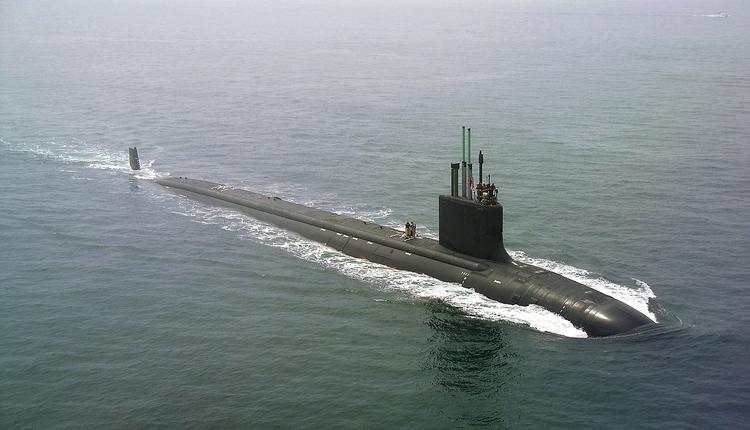 核动力潜舰,弗吉尼亚级核潜艇
